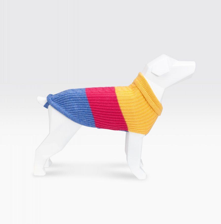 cappotto cane cachemire | Maffei12 Milano